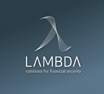 Lambda solutions for financial security
